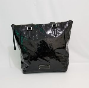 Marc by Marc Jacobs Patent Leather Polka Dot Bag
